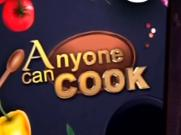 Anyone Can Cook  01-09-2019
