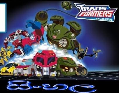 Transformers Sinhala Cartoon