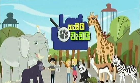 Hadai Wadai Sinhala Cartoon (02) / 13-03-2019