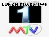 MTV English LunchTime News