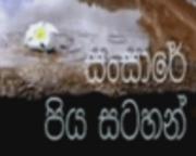 Sansare Piyasatahan 20-01-2019